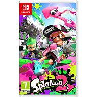 Splatoon 2 – Nintendo Switch - Hra na konzolu