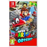 Super Mario Odyssey – Nintendo Switch - Hra na konzolu