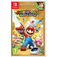 d5151d205 Mario + Rabbids Kingdom Battle - Gold Edition - Nintendo Switch - Hra na  konzolu