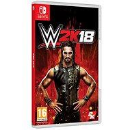 WWE 2K18 – Nintendo Switch - Hra na konzolu