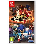 Sonic Forces - Nintendo Switch - Hra na konzolu