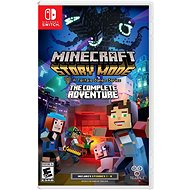 Minecraft Story Mode: The Complete Adventure - Nintendo Switch - Hra na konzolu