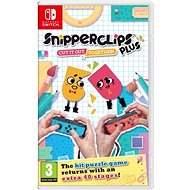 Snipperclips Plus: Cut it out, together! - Nintendo Switch - Hra na konzolu