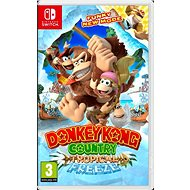 Donkey Kong Country: Tropical Freeze – Nintendo Switch - Hra na konzolu