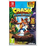 Crash Bandicoot N Sane Trilogy - Nintendo Switch - Hra pre konzolu