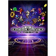 Sega Mega Drive Classics – Nintendo Switch - Hra na konzolu
