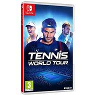 Tennis World Tour – Nintendo Switch - Hra na konzolu