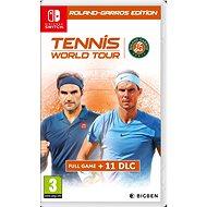 Tennis World Tour – RG Edition – Nintendo Switch - Hra na konzolu