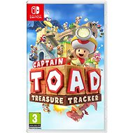 Captain Toad: Treasure Tracker – Nintendo Switch - Hra na konzolu