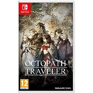 Octopath Traveler – Nintendo Switch - Hra na konzolu