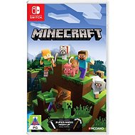 Minecraft – Nintendo Switch - Hra na konzolu