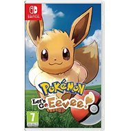 Pokémon Lets Go Eevee! – Nintendo Switch