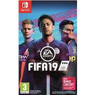 FIFA 19 – Nintendo Switch - Hra na konzolu