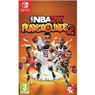 NBA Playgrounds 2 – Nintendo Switch - Hra na konzolu
