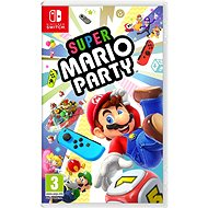 5cf122661 Super Mario Party – Nintendo Switch - Hra na konzolu