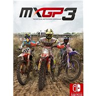 MXGP3 – The Official Motocross Videogame – Nintendo Switch - Hra na konzolu