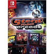 Stern Pinball Arcade – Nintendo Switch - Hra na konzolu