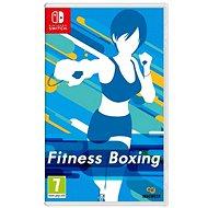 Fitness Boxing – Nintendo Switch - Hra na konzolu