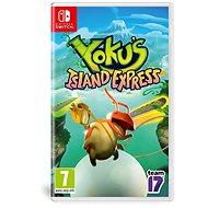 Yokus Island Express – Nintendo Switch - Hra na konzolu