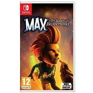 Max: The Curse of Brotherhood – Nintendo Switch - Hra na konzolu