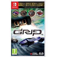 GRIP: Combat Racing – Rollers Vs Airblades Ultimate Edition – Nintendo Switch