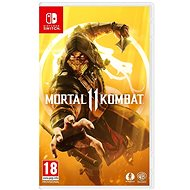 Mortal Kombat 11 – Nintendo Switch - Hra na konzolu