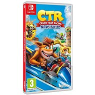 Crash Team Racing Nitro-Fueled – Nintendo Switch - Hra na konzolu