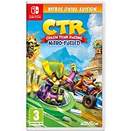 7a1eadbc0 Crash Team Racing Nitro-Fueled – Nitros Oxide Edition – Nintendo Switch -  Hra na