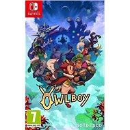 Owlboy – Nintendo Switch - Hra na konzolu