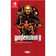 Wolfenstein II: The New Colossus – Nintendo Switch - Hra na konzolu
