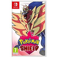 Pokémon Shield – Nintendo Switch - Hra na konzolu
