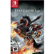 Darksiders Warmastered Edition – Nintendo Switch - Hra na konzolu