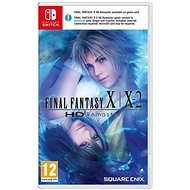 Final Fantasy X/X-2 HD – Nintendo Switch - Hra na konzolu