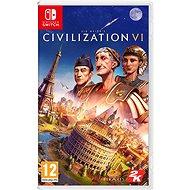 Sid Meier's Civilization VI – Nintendo Switch - Hra na konzolu