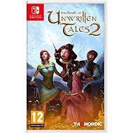 The Book of Unwritten Tales 2 – Nintendo Switch - Hra na konzolu
