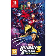 Marvel Ultimate Alliance 3: The Black Order – Nintendo Switch - Hra na konzolu