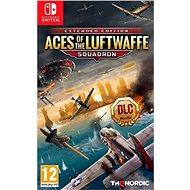 Aces of the Luftwaffe: Squadron Enchanced Edition – Nintendo Switch - Hra na konzolu
