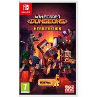 Minecraft Dungeons – Nintendo Switch - Hra na konzolu