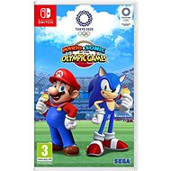 Mario & Sonic at the Olympic Games Tokyo 2020 – Nintendo Switch - Hra na konzolu