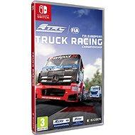 FIA European Truck Racing Championship – Nintendo Switch - Hra na konzolu