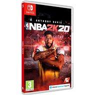 NBA 2K20 – Nintendo Switch - Hra na konzolu
