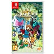 Ni No Kuni: Wrath Of The White Witch Remastered – Nintendo Switch - Hra na konzolu