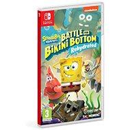 Spongebob SquarePants: Battle for Bikini Bottom – Rehydrated – Nintendo Switch - Hra na konzolu