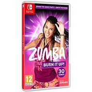 Zumba Burn It Up! - Nintendo Switch - Hra na konzolu