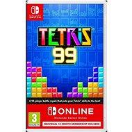 Tetris 99 + Nintendo Switch Online 12 mesiacov – Nintendo Switch