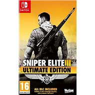 Sniper Elite 3: Ultimate Edition - Nintendo Switch - Hra na konzolu