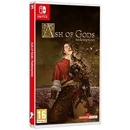 Ash of Gods: Redemption – Nintendo Switch - Hra na konzolu
