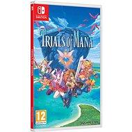 Trials of Mana – Nintendo Switch - Hra na konzolu