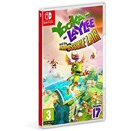 Yooka-Laylee and The Impossible Lair – Nintendo Switch - Hra na konzolu
