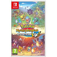 Pokémon Mystery Dungeon: Rescue Team DX – Nintendo Switch - Hra na konzolu